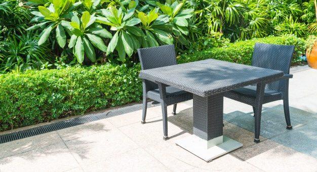 Guide til vedligeholdelse af havemøbler